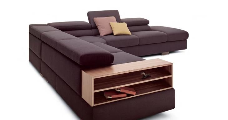 Угловой диван ASTRO в LUXURYSOFAS