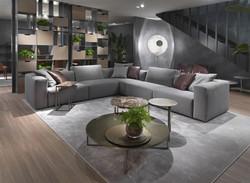 Угловой диван ANDREW в LUXURYSOFAS