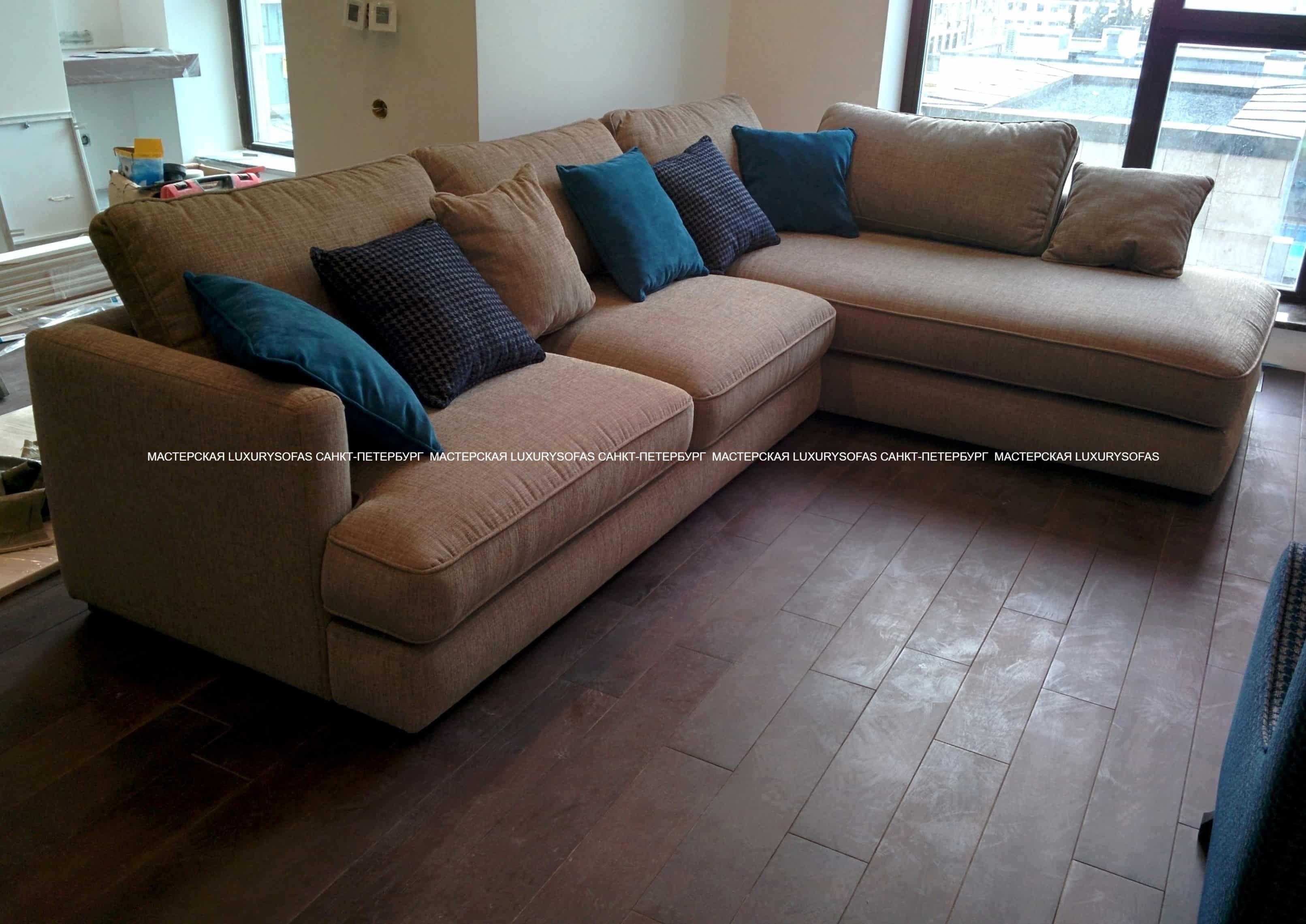 Модульный диван LS224