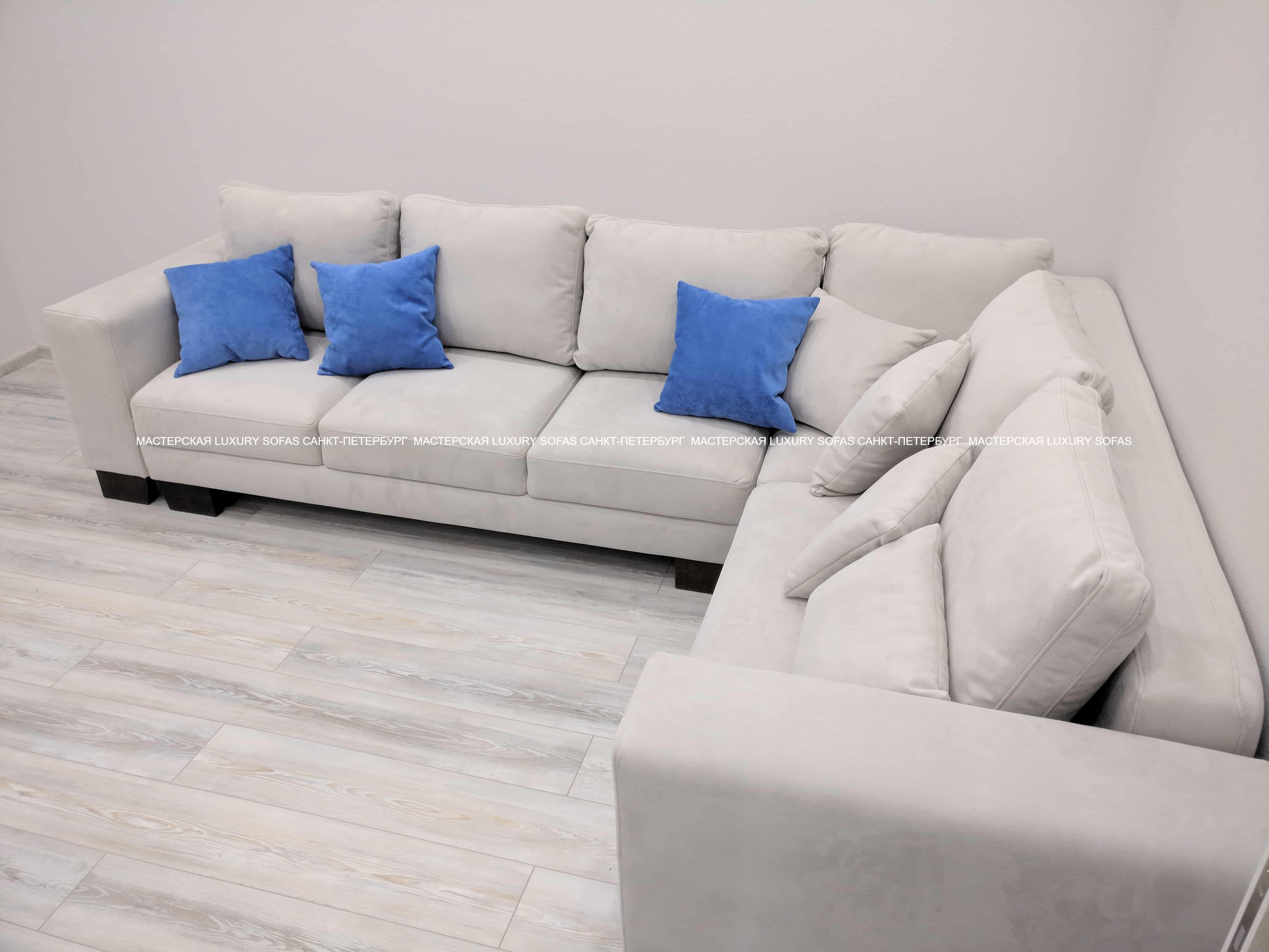 Модульный диван LS276