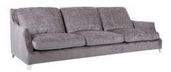 Прямой диван ROSE в LUXURYSOFAS