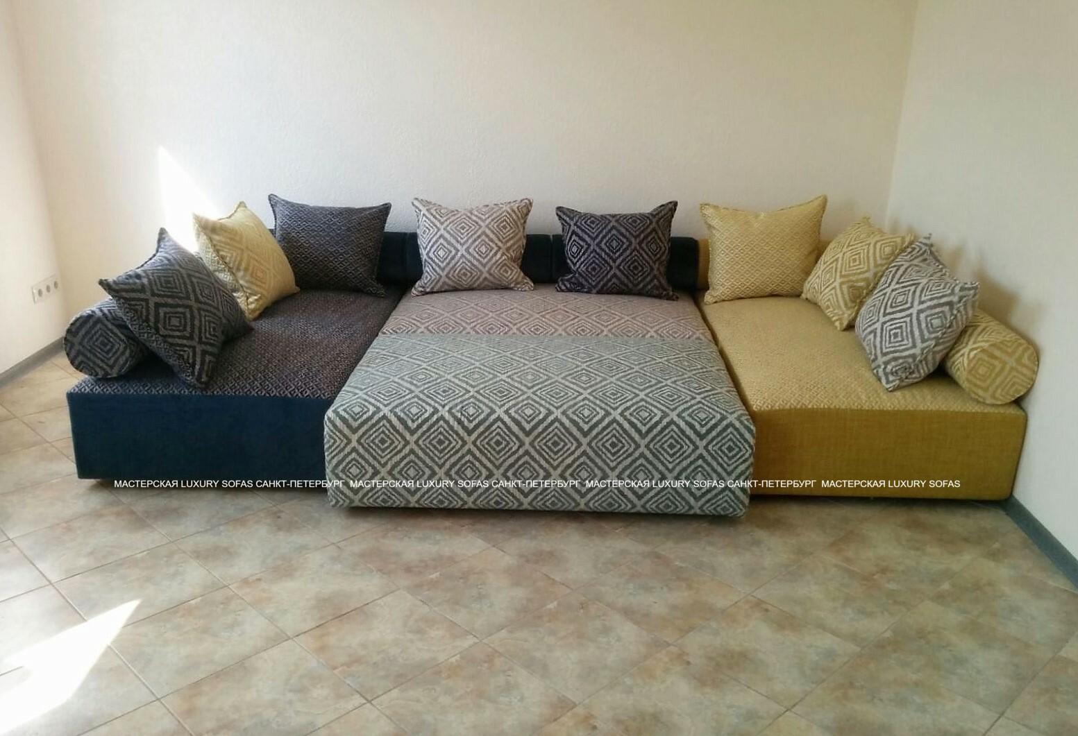 Модульный диван LS42