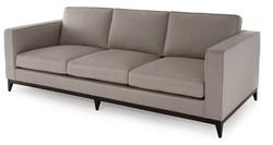 Прямой диван HOCKNEY в LUXURYSOFAS