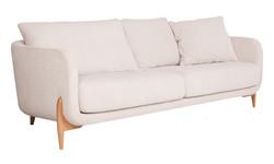 Прямой диван JENNY в LUXURYSOFAS