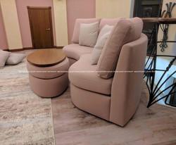 Эркерный диван LS423