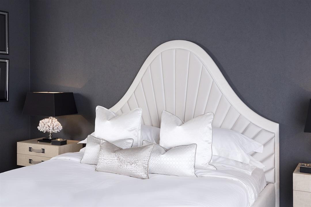 Кровать с изголовьем BELGRAVIA