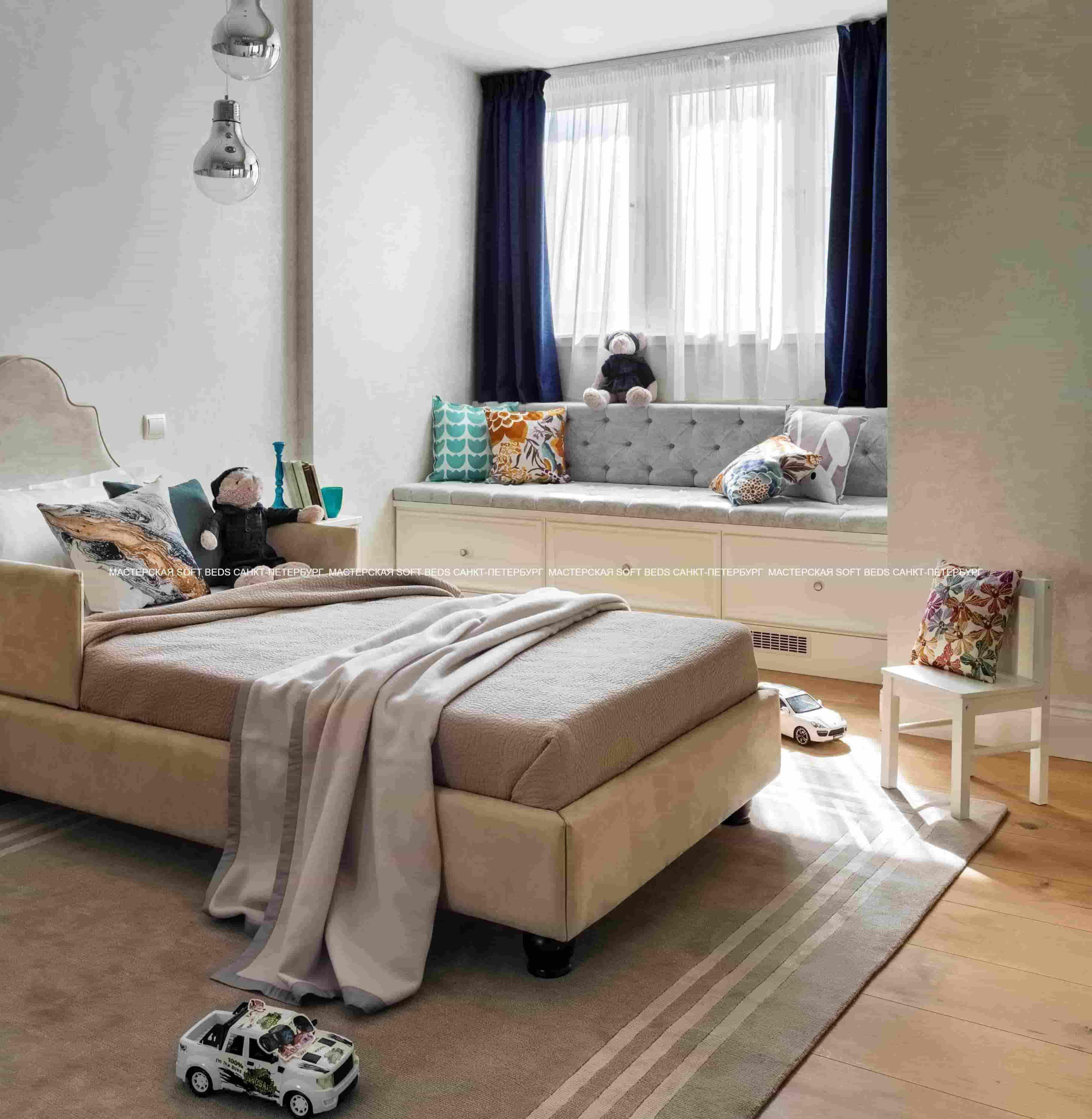 Детская кровать SB91