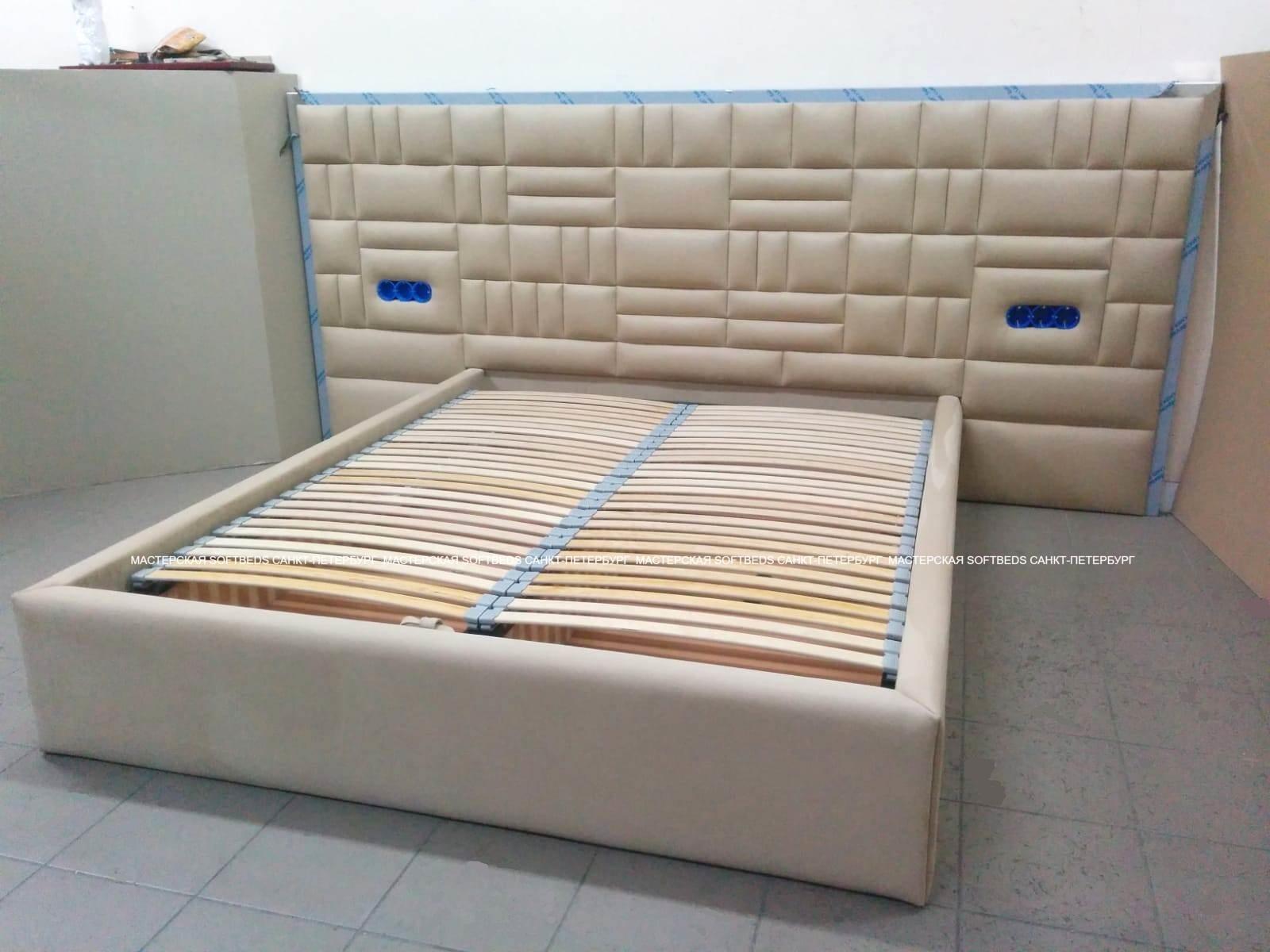 Кровать+панель SB150