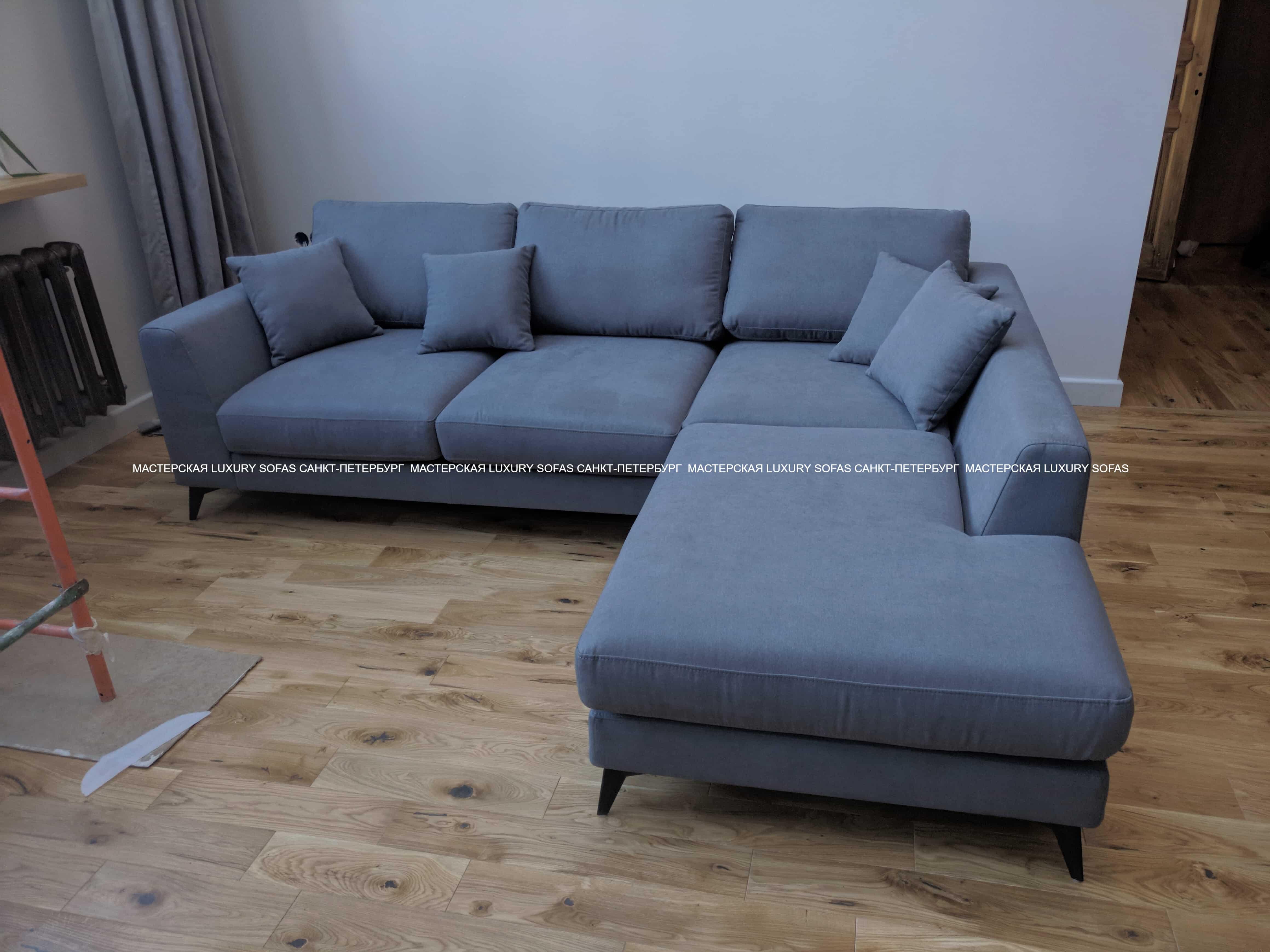 Угловой диван LS428