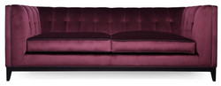 Прямой диван ALEXANDER в LUXURYSOFAS