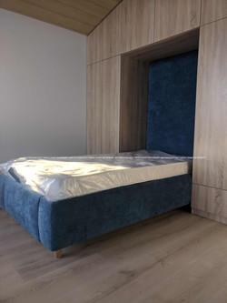 Кровать+панель SB401-2