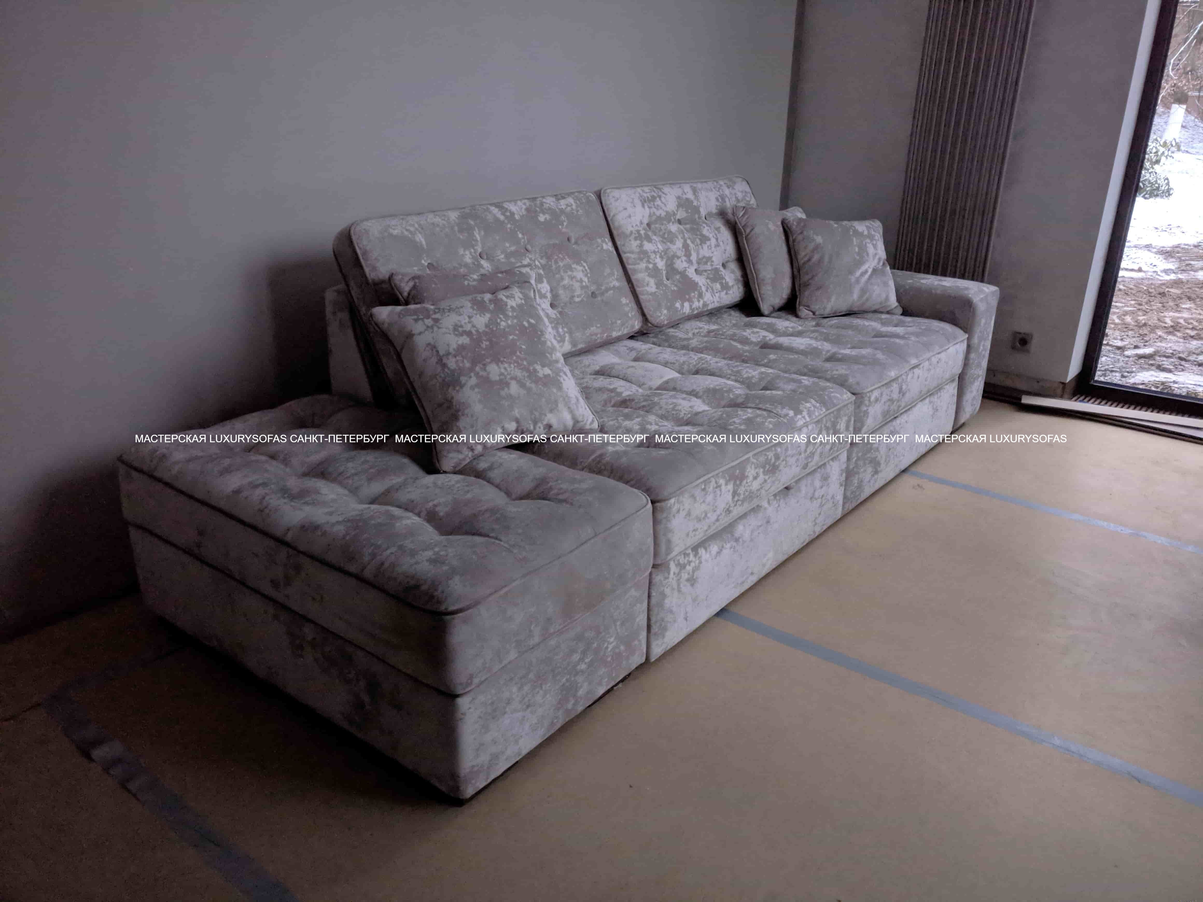 Диван-кровать LS266
