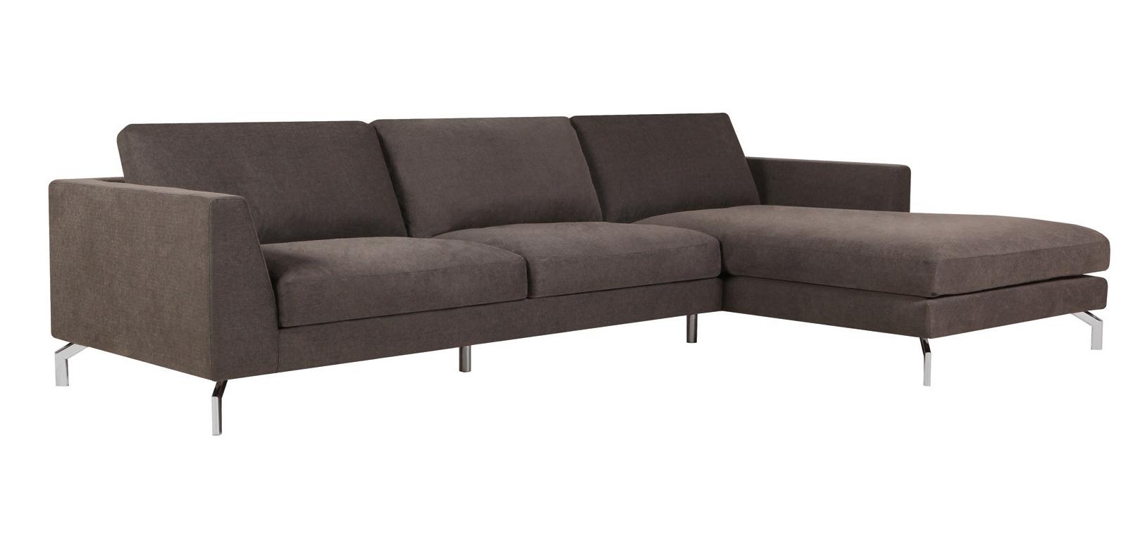 Угловой диван OHIO в LUXURYSOFAS