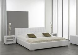 Кровать с высоким изголовьем HAVRE
