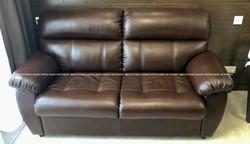 Кожаный диван LS236