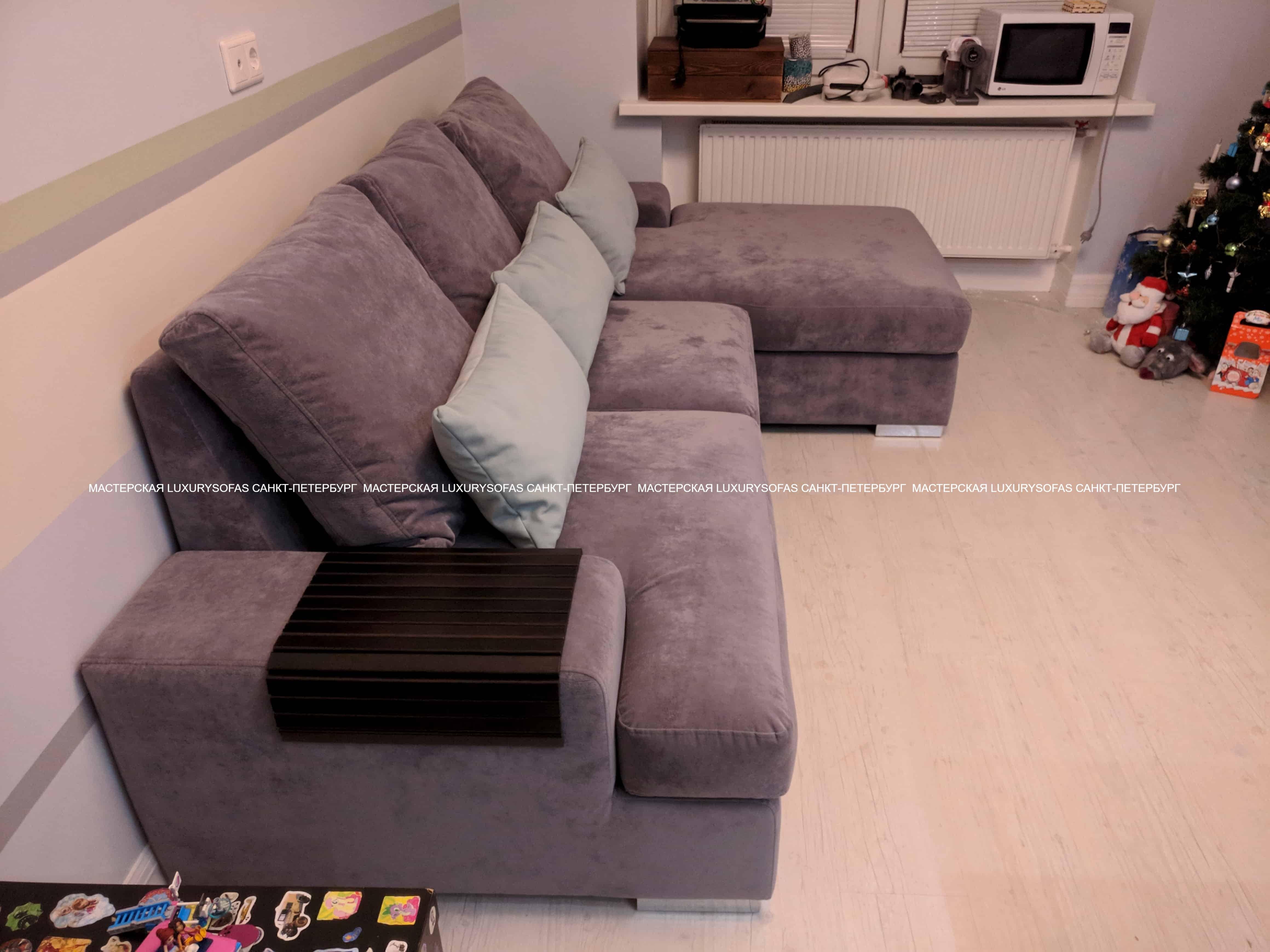Угловой диван LS278
