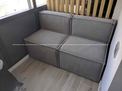 Модульный диван LS467