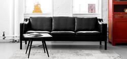 Прямой диван MOGENSEN в LUXURYSOFAS