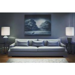 Прямой диван CARLO в LUXURYSOFAS