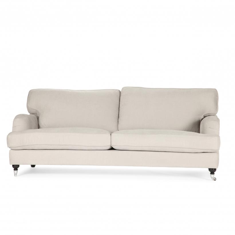 Прямой диван HURREN в LUXURYSOFAS