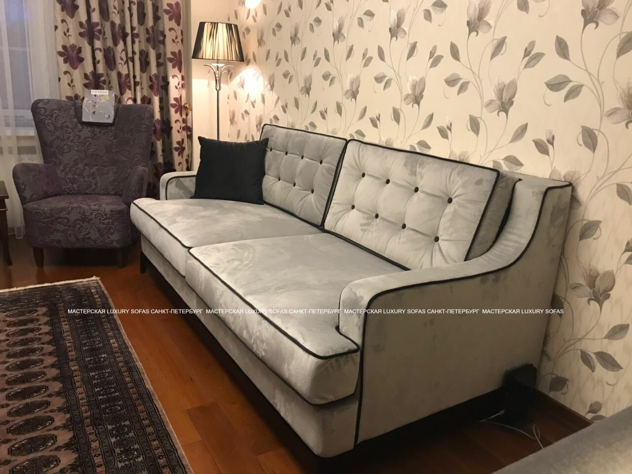 Диван-кровать LS89