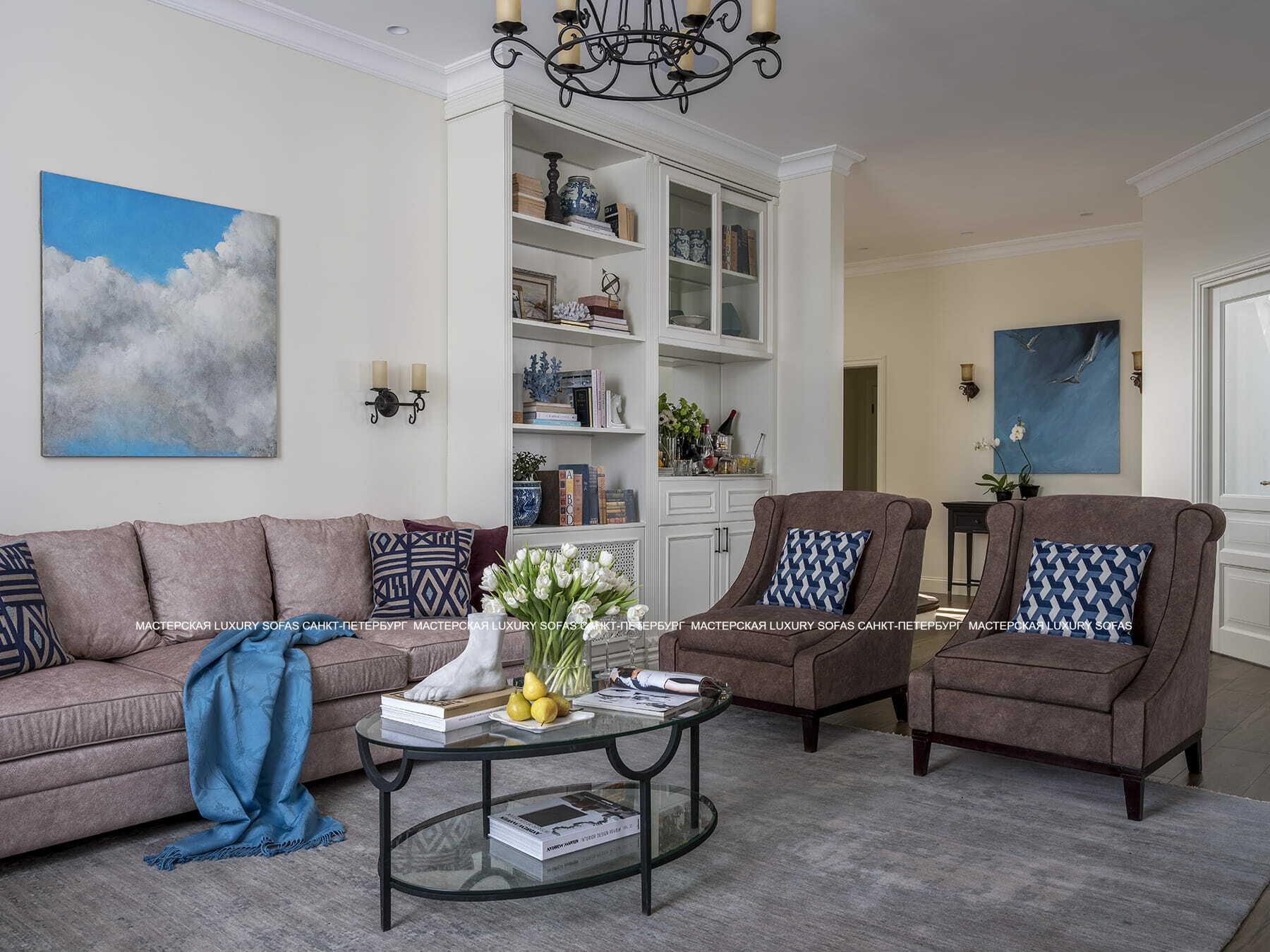 Кресла и диван LS30