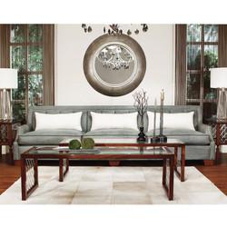 Прямой диван IZMIR в LUXURYSOFAS