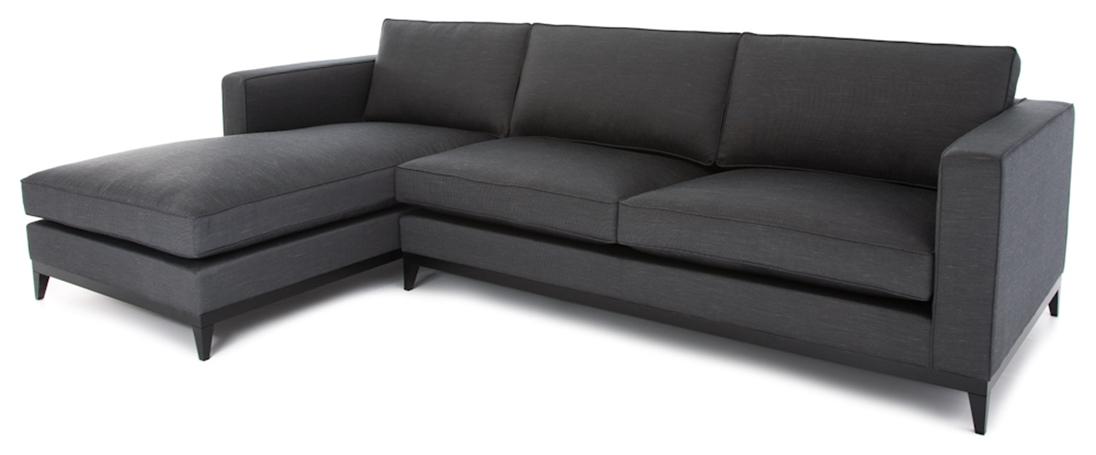 Угловой диван HOCKNEY в LUXURYSOFAS