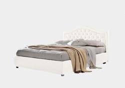 Кровать с высоким изголовьем MARTA