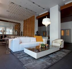 Прямой диван CADILLAC в LUXURYSOFAS