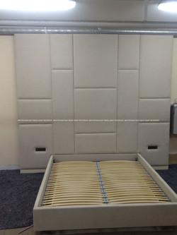 Кровать+панель SB42