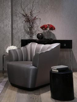 Кресло FENTON в LUXURY SOFAS