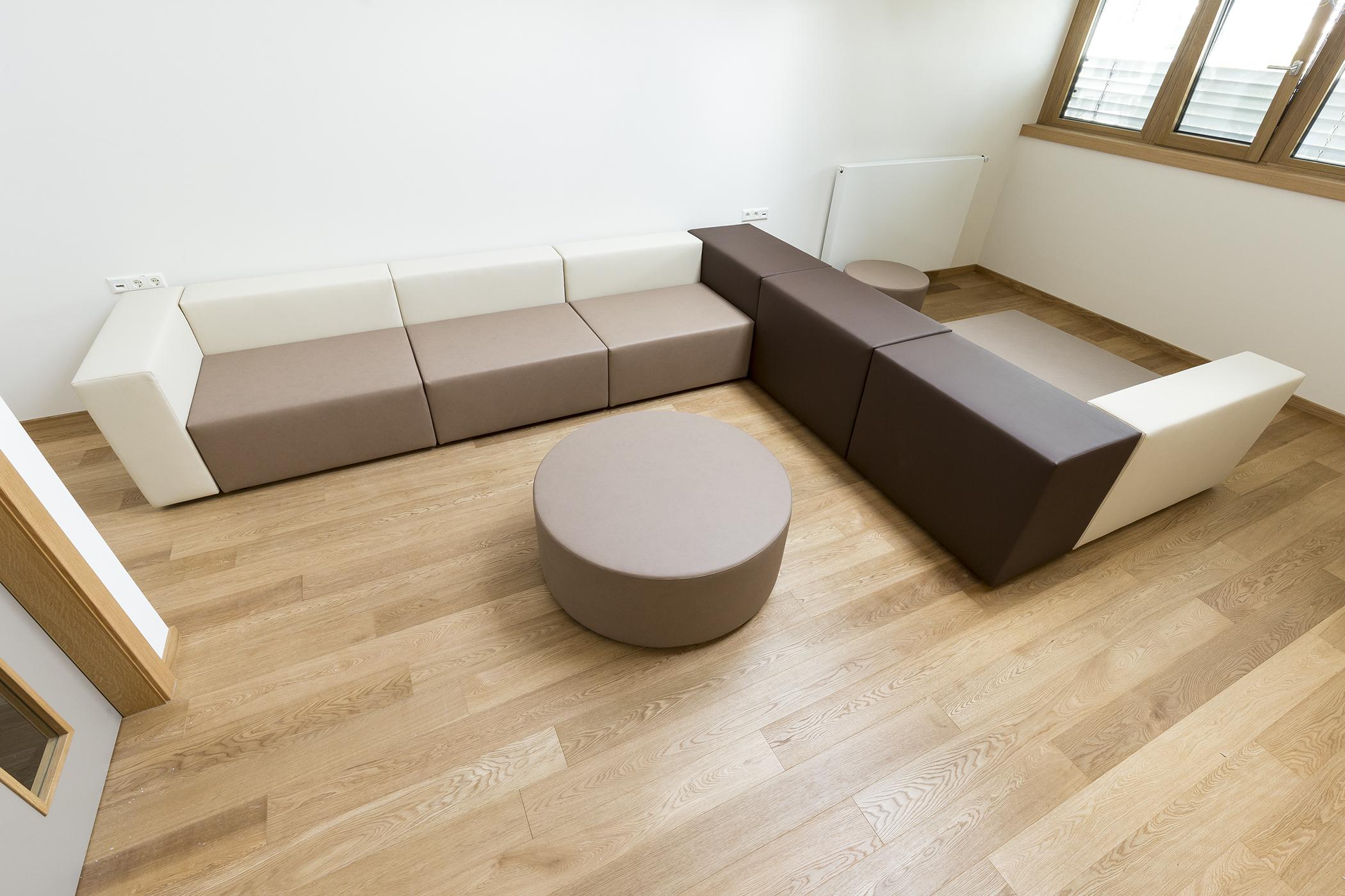 Модульный диван ELEMENT LUXURYSOFAS
