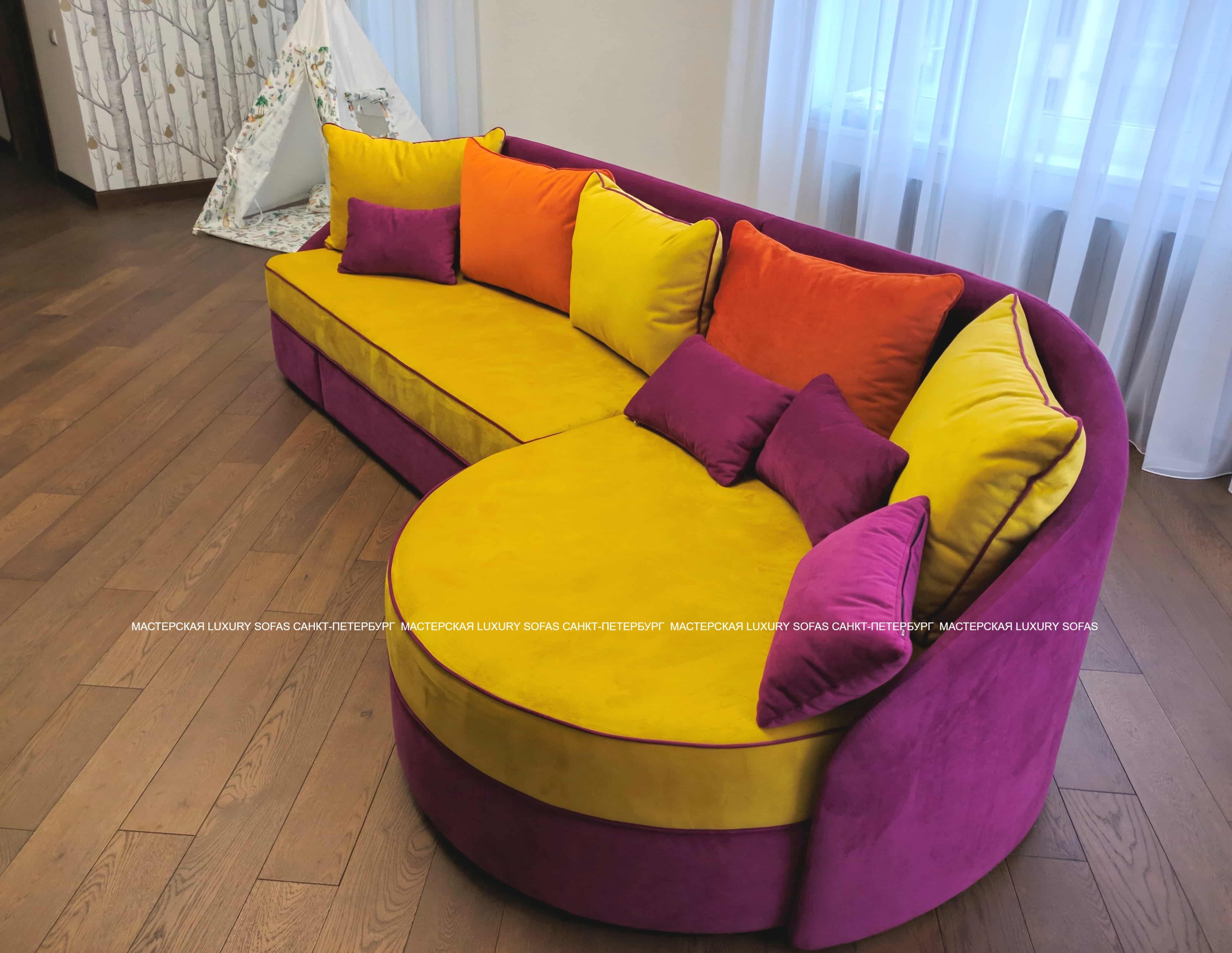 Детский диван LS215