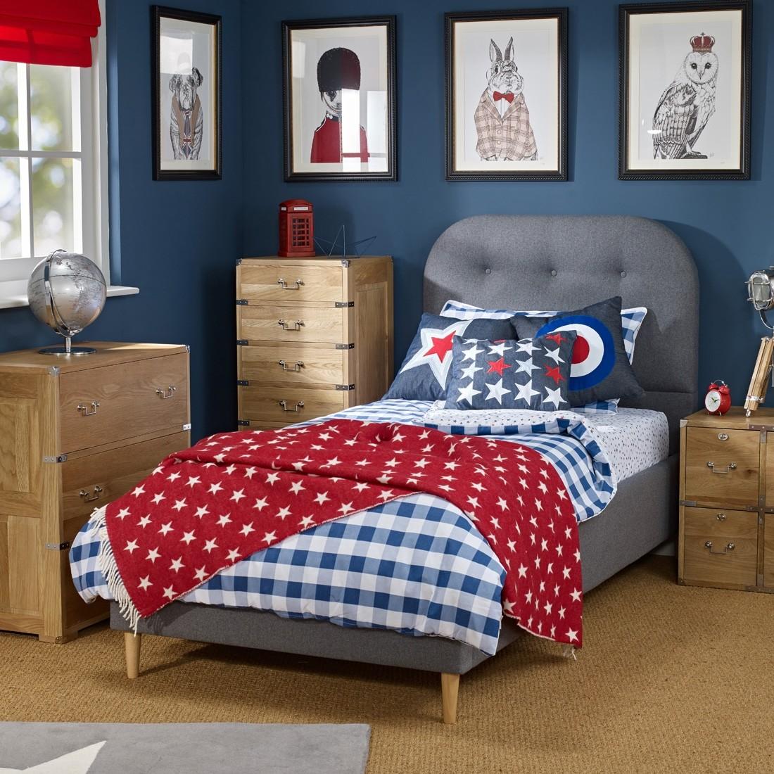 Кровать HOXTON в LUXURY SOFAS