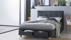 Кровать HALO в LUXURY SOFAS