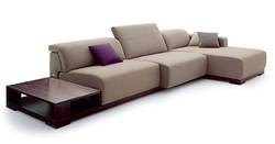 Угловой диван BASE в LUXURYSOFAS