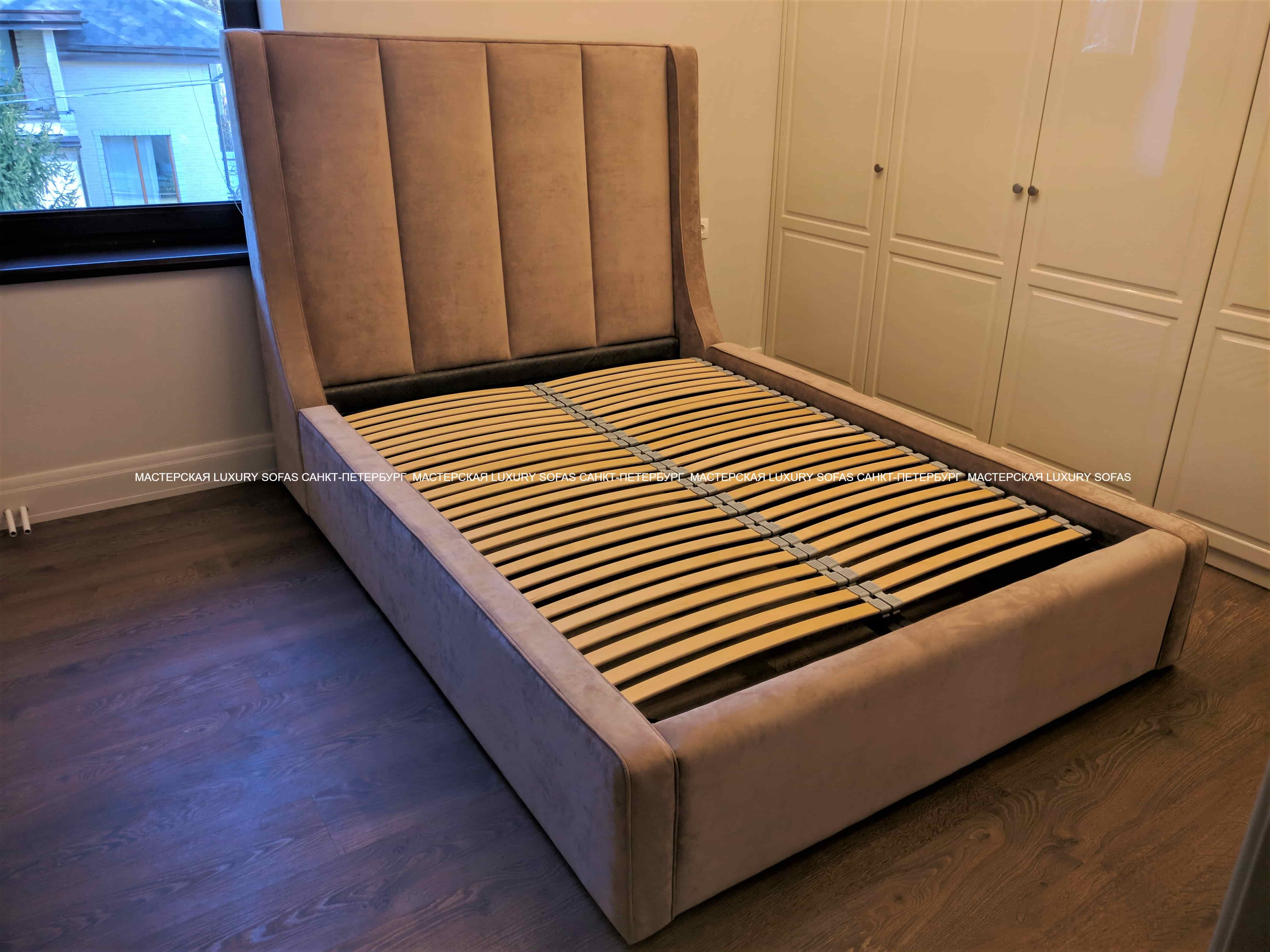 Кровать SB370-3