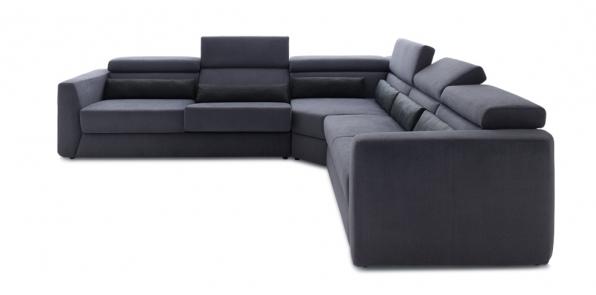 Угловой диван COMO в LUXURYSOFAS
