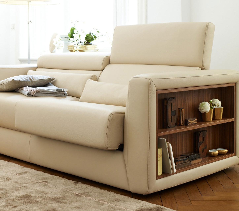 Прямой диван COMO в LUXURYSOFAS
