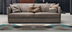 Прямой диван ALFRED в LUXURYSOFAS