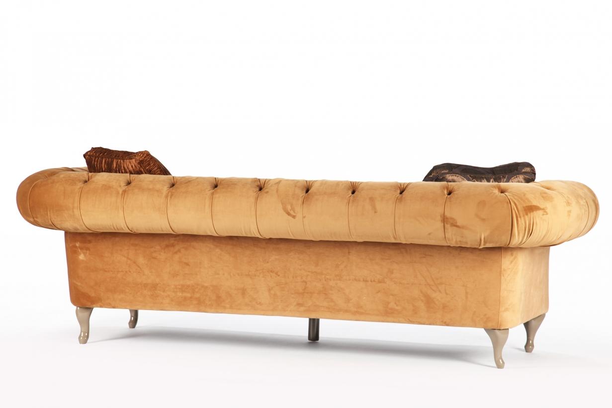 Прямой диван VANNI в LUXURYSOFAS