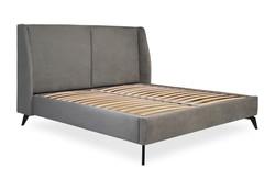 Кровать с высоким изголовьем Enzo