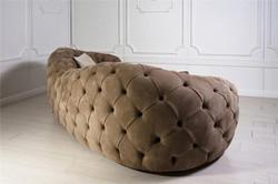 Прямой диван MANTE в LUXURYSOFAS