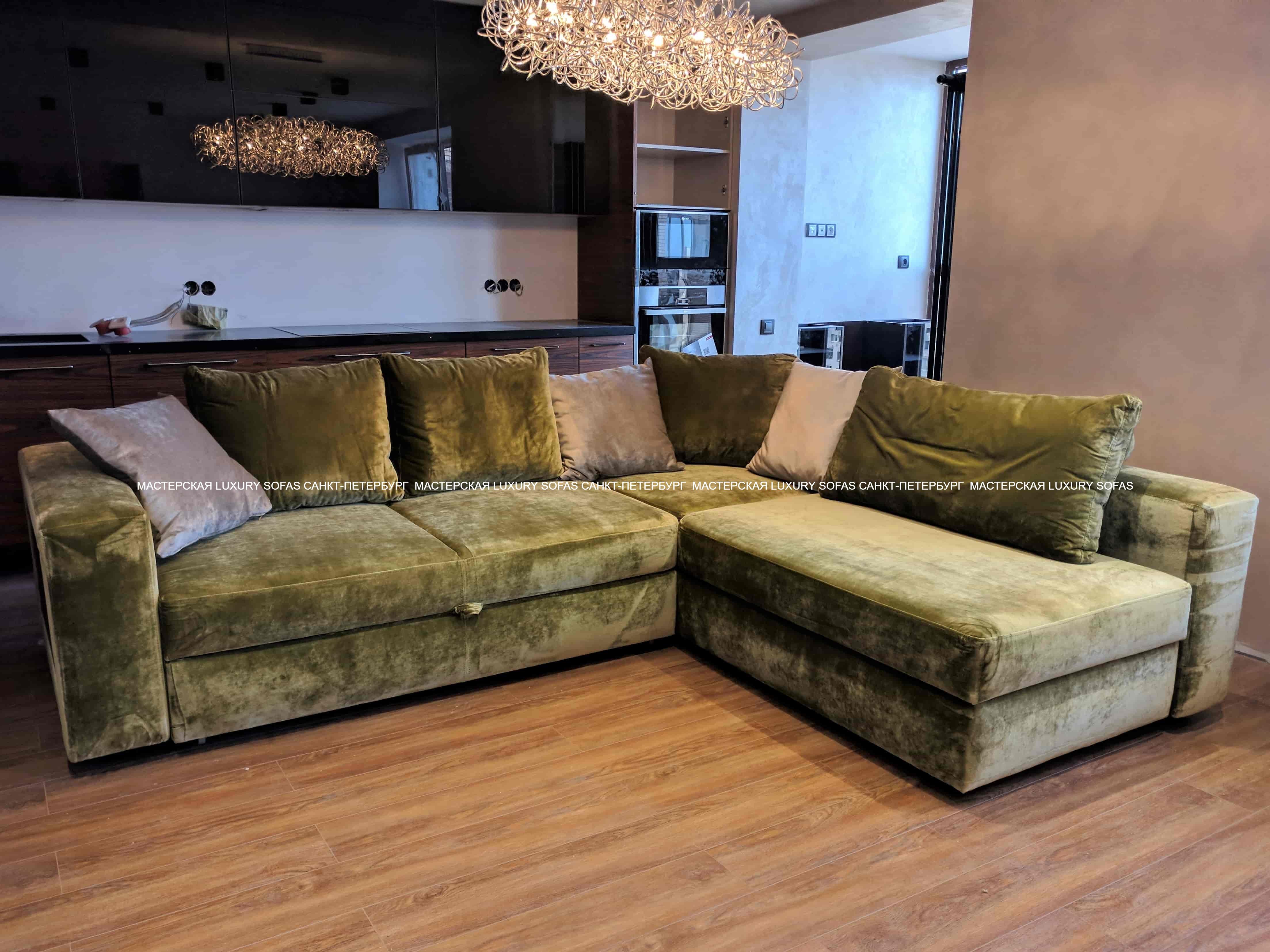 Угловой диван LS92