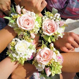 Gėlės mergvakariui!