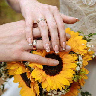 Vestuvinės puokštės!