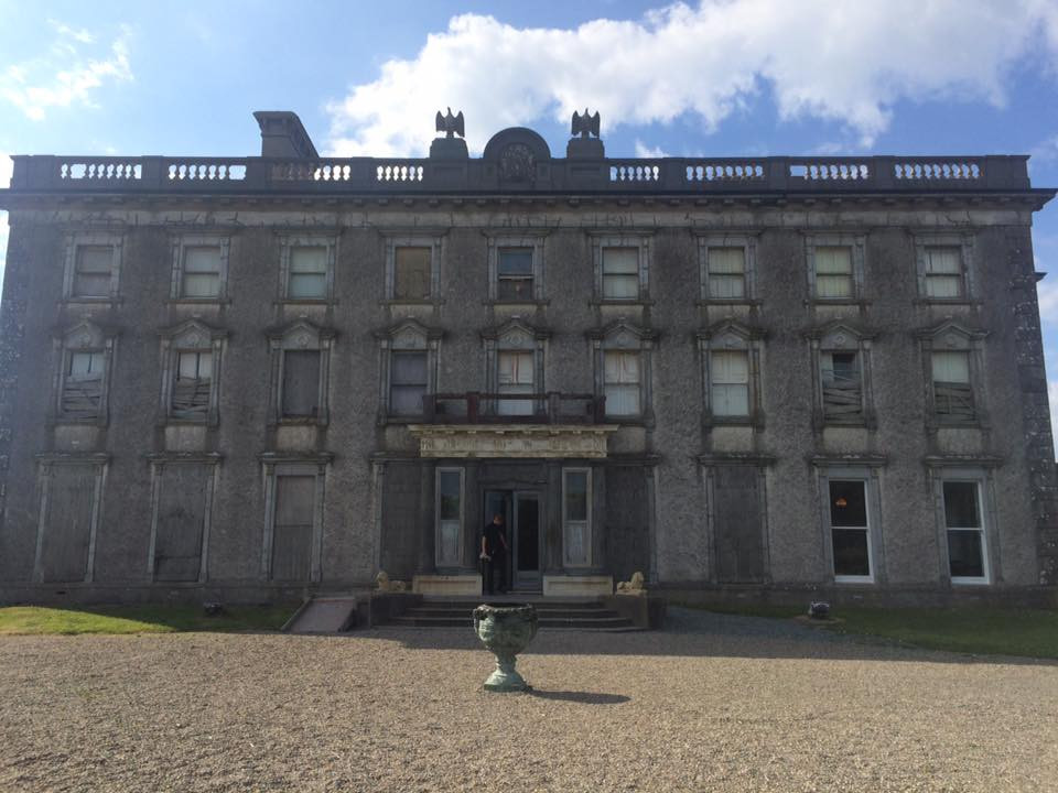 Loftus Hall is a reportedly haunted mansion in the South East of Ireland.