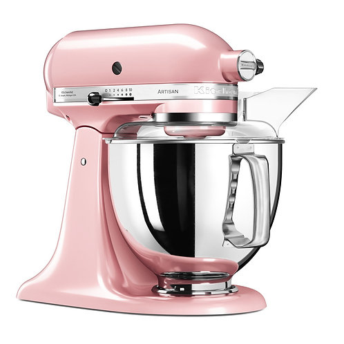 KitchenAid Artisan Stand Mixer, Silk Pink