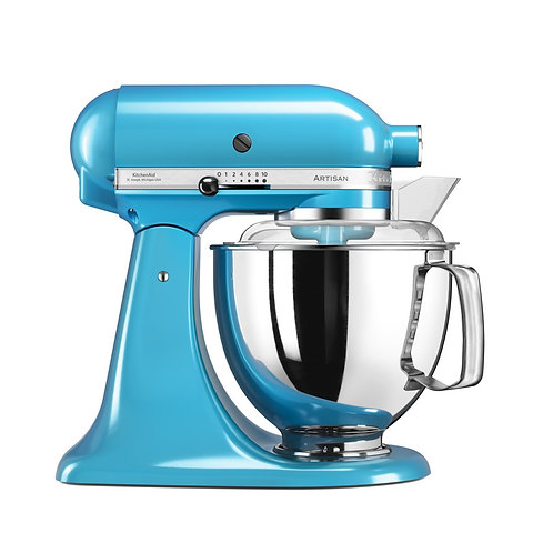 KitchenAid Artisan Stand Mixer, Crystal Blue
